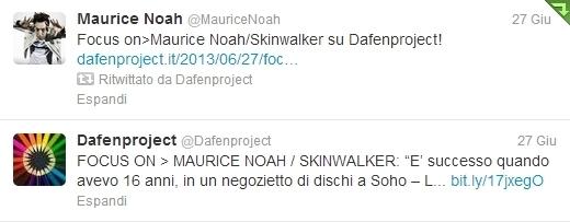 MAURICE NOAH