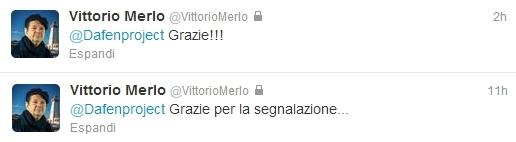 VITTORIO MERLO